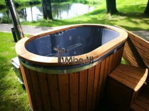 Ofuro outdoor spa for 2 persons 21