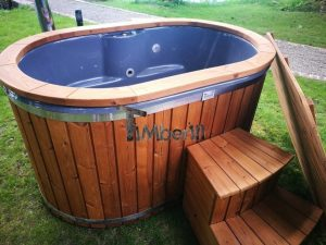 Ofuro outdoor spa for 2 persons 23