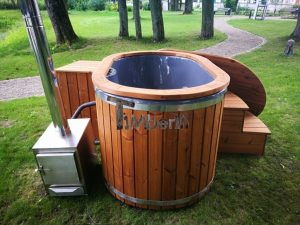 Ofuro outdoor spa for 2 persons 24