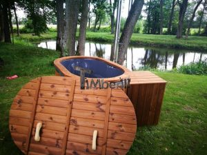 Ofuro outdoor spa for 2 persons 26