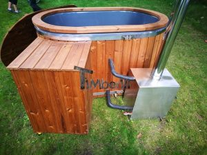Ofuro outdoor spa for 2 persons 27