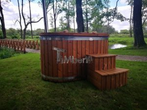 Ofuro outdoor spa for 2 persons 3