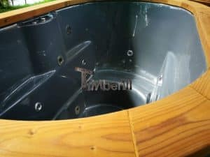 Ofuro outdoor spa for 2 persons 31