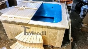 Outdoor electric hot tub timberin 2