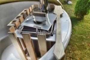 Wellness Fiberglass with inside heater 11