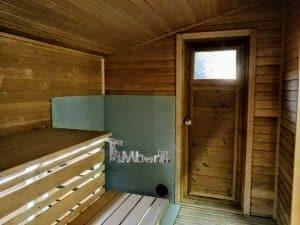 Modern Outdoor Garden Sauna 22