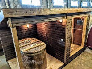Modern Outdoor Garden Sauna 1 1