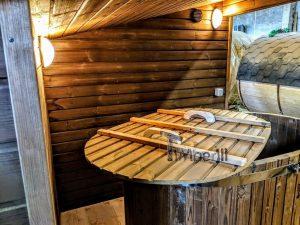 Modern Outdoor Garden Sauna 11 1