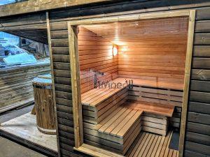 Modern Outdoor Garden Sauna 19 1