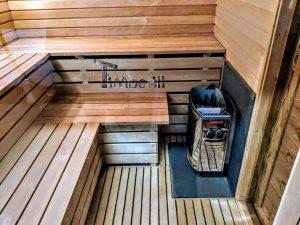 Modern Outdoor Garden Sauna 20 1