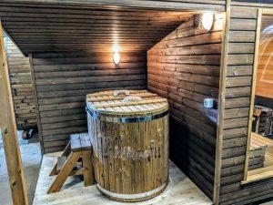 Modern Outdoor Garden Sauna 23 1