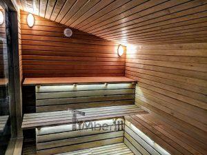Modern Outdoor Garden Sauna 23