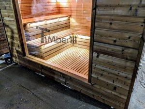 Modern Outdoor Garden Sauna 25