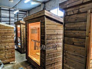 Modern Outdoor Garden Sauna 30