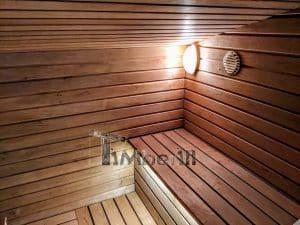 Modern Outdoor Garden Sauna 36
