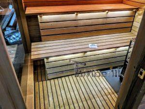 Modern Outdoor Garden Sauna 39