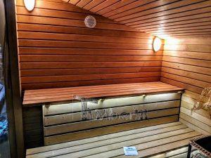 Modern Outdoor Garden Sauna 40