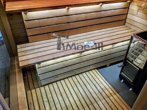 Modern Outdoor Garden Sauna 41