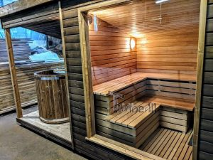 Modern Outdoor Garden Sauna 7 1