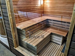 Modern Outdoor Garden Sauna 9 1