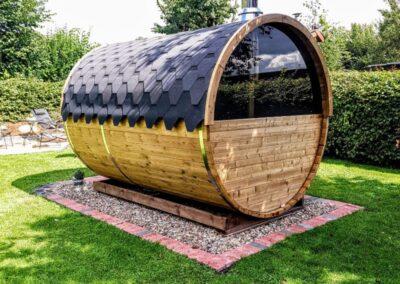 Buy outdoor sauna
