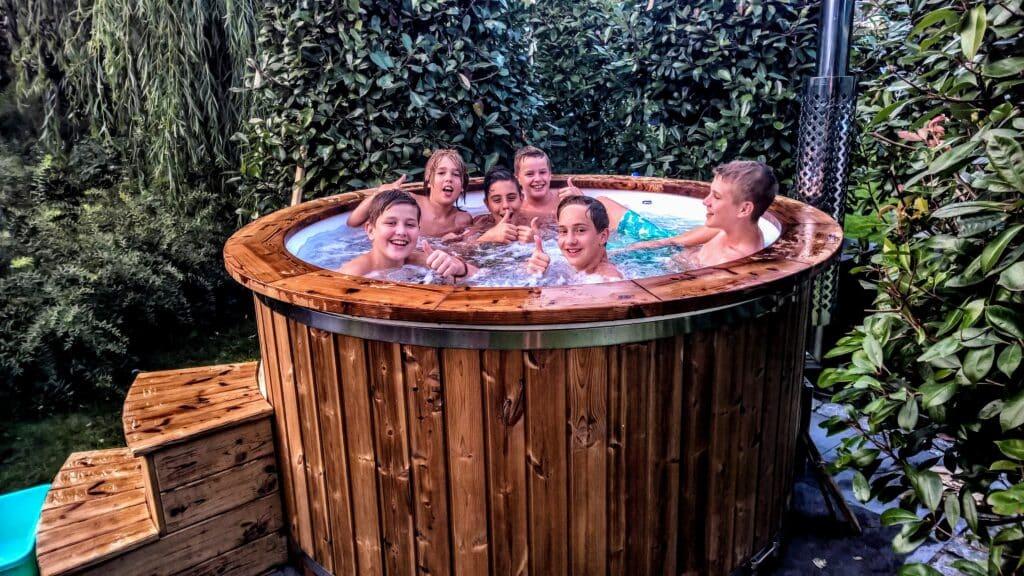 Hot tub health benefits timberin